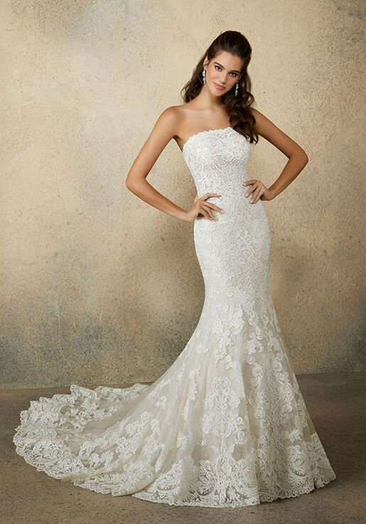 Morilee by Madeline Gardner Rumi | 2083 Mermaid Wedding Dress