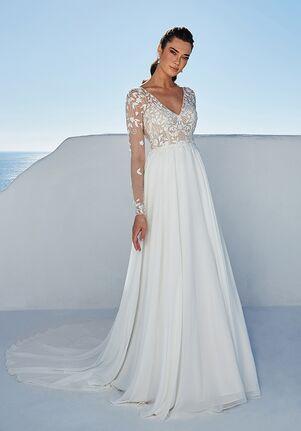 Justin Alexander Braelynn A-Line Wedding Dress