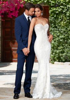 KITTYCHEN LOLA, H1733 Sheath Wedding Dress