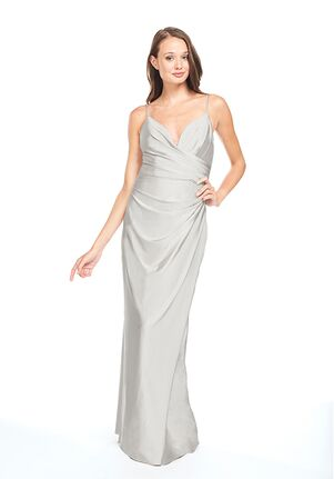 Bari Jay Bridesmaids 2005 V-Neck Bridesmaid Dress