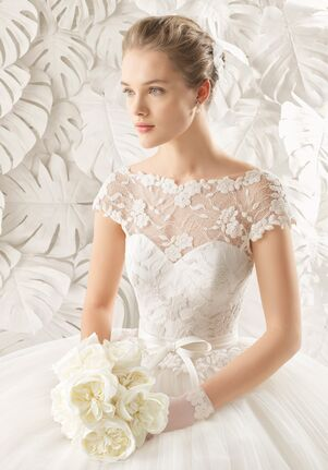 73ec5343c6d9 Rosa Clará Neida Ball Gown Wedding Dress