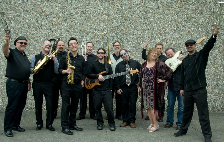 Rondi Marsh  - Jazz Band - Seattle, WA