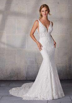 Morilee by Madeline Gardner Stefani 2123 Sheath Wedding Dress