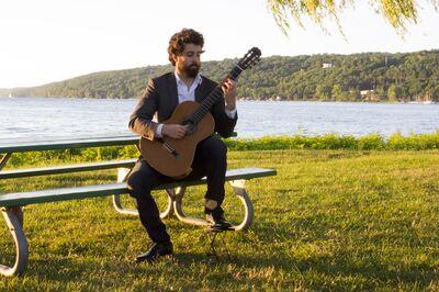 Matthew Gillen, Classical Guitarist