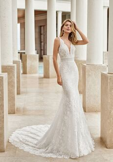 Rosa Clara Couture SAMARA Mermaid Wedding Dress