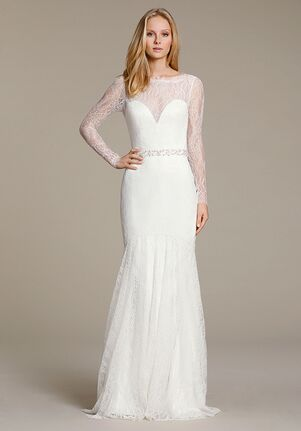 Jim Hjelm 8600 A-Line Wedding Dress