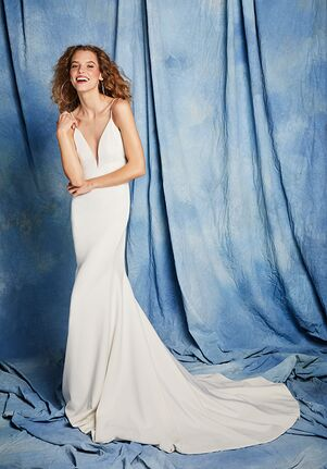 THEIA 890541 Mermaid Wedding Dress