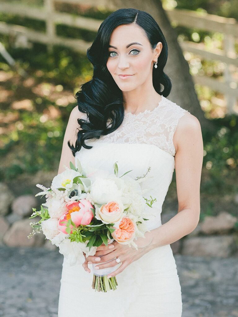 22 Vintage Wedding Hairstyles for Old School Brides