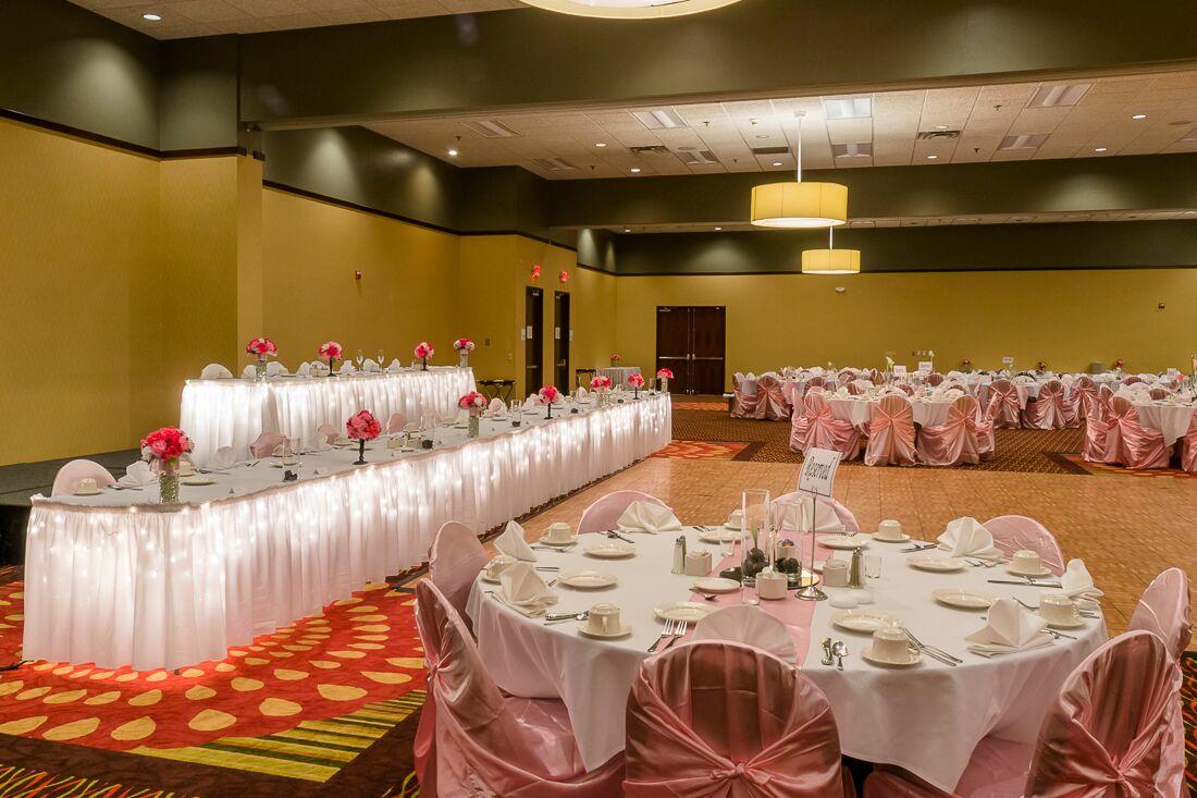 Holiday Inn Big Rapids Conference Center Reception Venues Big