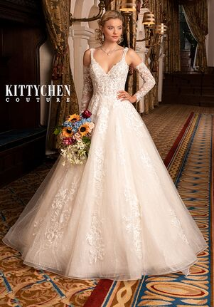 KITTYCHEN Couture ALICE, K2032 Ball Gown Wedding Dress