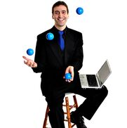 "Dallas, TX Keynote Speaker | ""Have a Ball!"" Virtual Team Building & Keynotes"
