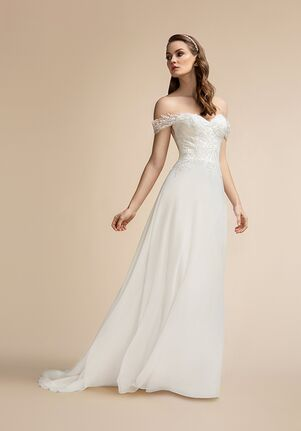 Moonlight Tango T902 A-Line Wedding Dress