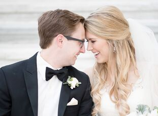 Marissa Piszczatowski (27 and a nurse) Craig Bilbrey (29 and an emergency room physician) met at work in Milwaukee, Wisconsin. After touching on Michi