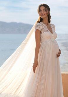 PRONOVIAS LUCKY STAR 01 Ball Gown Wedding Dress