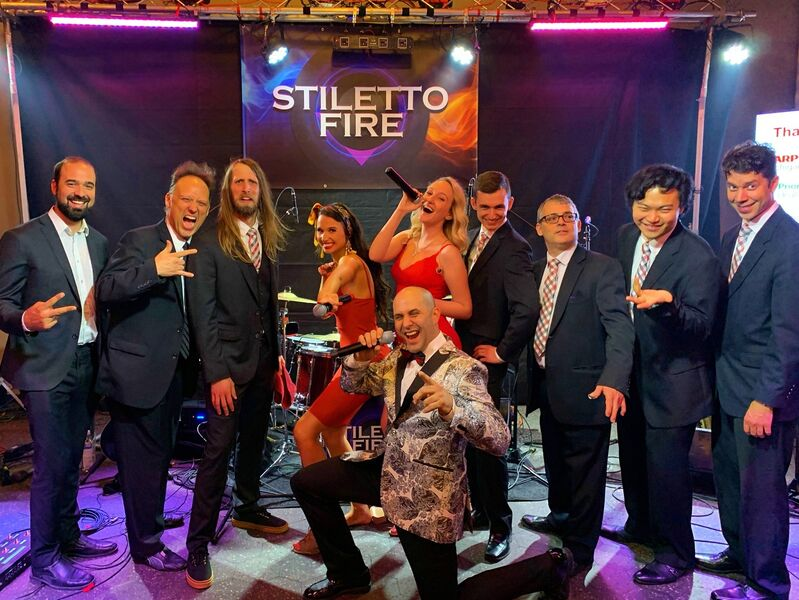 Stiletto Fire - Variety Band - Detroit, MI