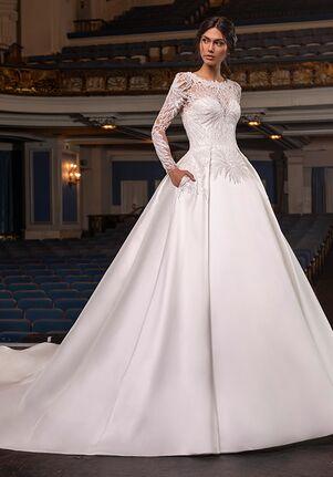 PRONOVIAS PRIVÉE HARLOW Ball Gown Wedding Dress