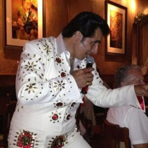 "Hickory Hills, IL Elvis Impersonator | ""The Mike Valentine Show"""