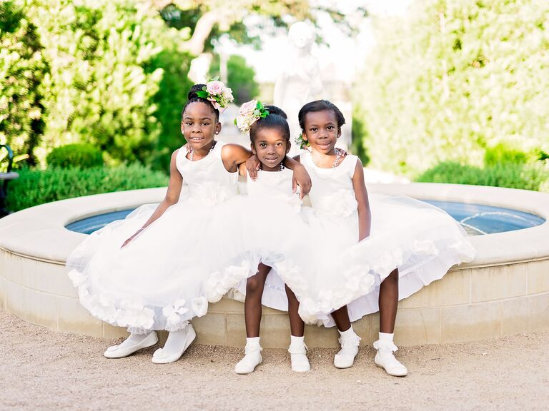 3d4d0ec5482f 30 Flower Girls Shoes That'll Put Extra Pep in Her Step