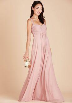 Birdy Grey Maria Convertible Dress in Rose Quartz Sweetheart Bridesmaid Dress