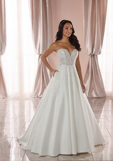 Stella York 6915 Ball Gown Wedding Dress