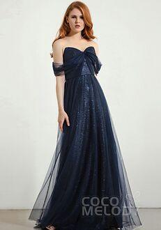 CocoMelody Bridesmaid Dresses CB0287 Sweetheart Bridesmaid Dress