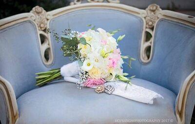 A Southern Wedding Flower