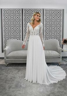 Stella York 7291 A-Line Wedding Dress