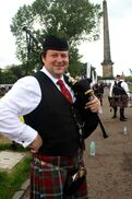 Chicago, IL Bagpipes | Patrick Lynch