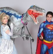 Cleveland, OH Costumed Character | Spectacular Party Entertainment Inc.