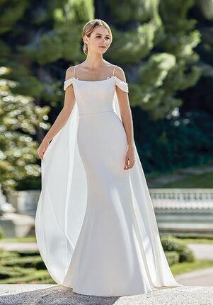 160c37e932a5 Mermaid Wedding Dresses | The Knot