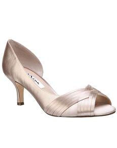 Nina Bridal Contesa_Champagne Champagne Shoe