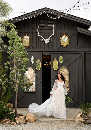 All Who Wander Raine A-Line Wedding Dress