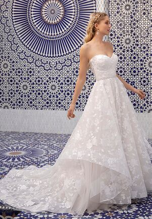 Beloved by Casablanca Bridal BL310 Cassidy Ball Gown Wedding Dress