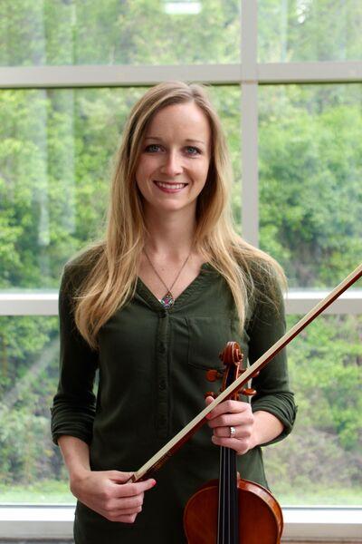 Bekah Webb, Traditional Violin & Strings