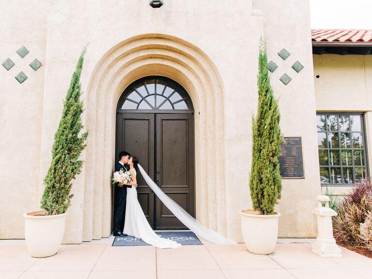 Wedding venue in Livermore, California.
