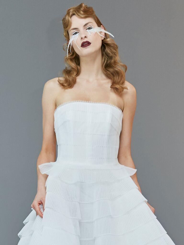 Francesca Miranda Spring 2020 Bridal Collection