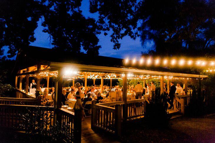 Crane Creek Vineyards Reception
