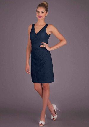 Kennedy Blue Charlotte V-Neck Bridesmaid Dress