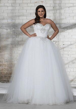 LOVE by Pnina Tornai for Kleinfeld 14681AXS Ball Gown Wedding Dress