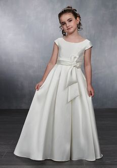 Mary's Angel by Mary's Bridal MB9032 White Flower Girl Dress