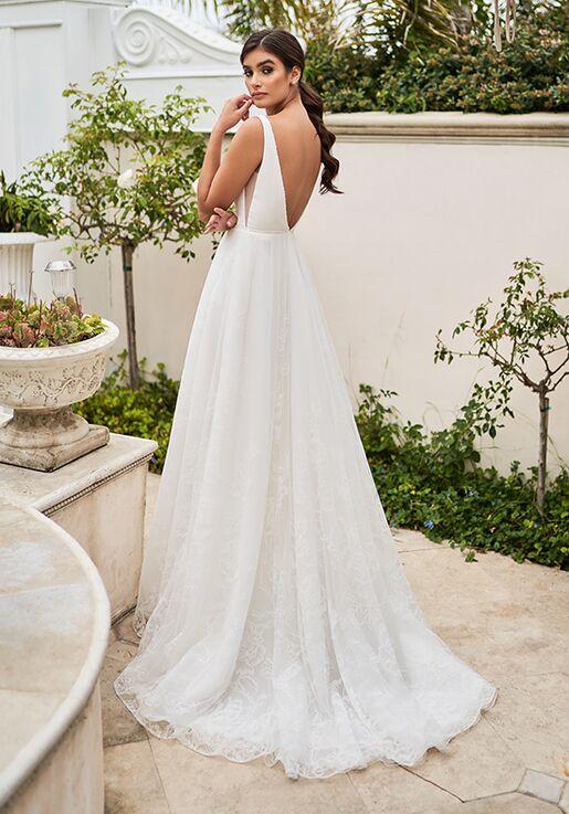 Moonlight Tango T927 Wedding Dress | The Knot