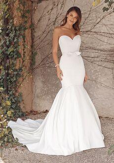 Justin Alexander Anne Mermaid Wedding Dress