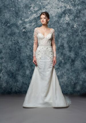 Enaura Bridal Couture EF813- Ada Mermaid Wedding Dress