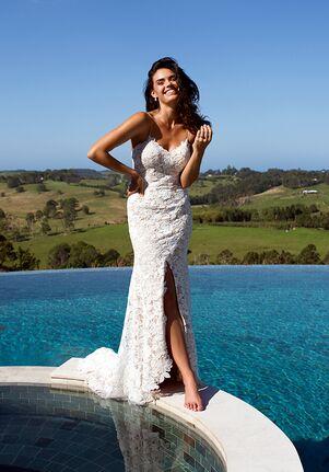 Madi Lane ML9818 | Emilyn Sheath Wedding Dress