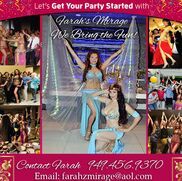 Irvine, CA Belly Dancer | Farah's Mirage Belly Dancing