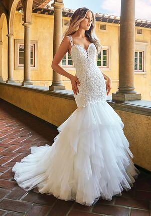Moonlight Collection J6546 Mermaid Wedding Dress