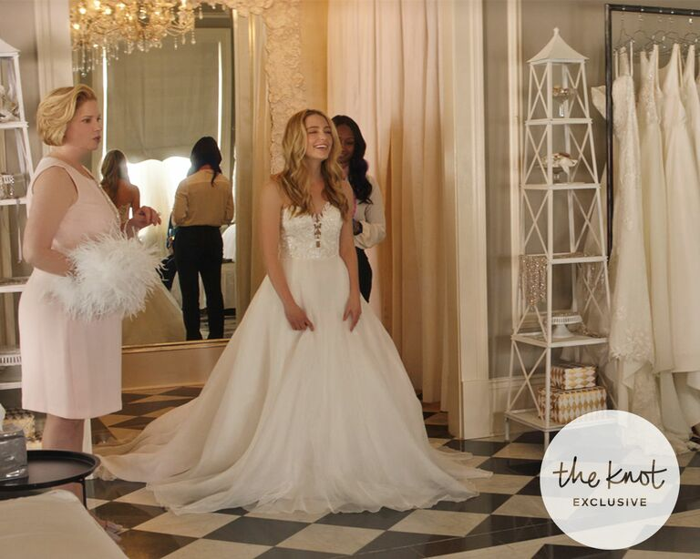 jessica rothe all my life bridal boutique