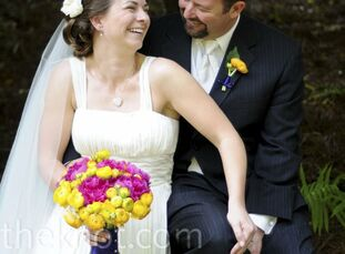 The Bride Martha Dawsey, 28 and a research associate and graduate student at University of Arizona's College of Optical Sciences The Groom Erich de Le