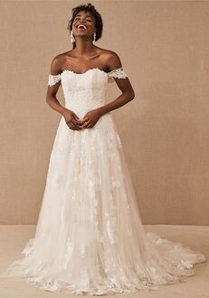 BHLDN Samaire Gown A-Line Wedding Dress
