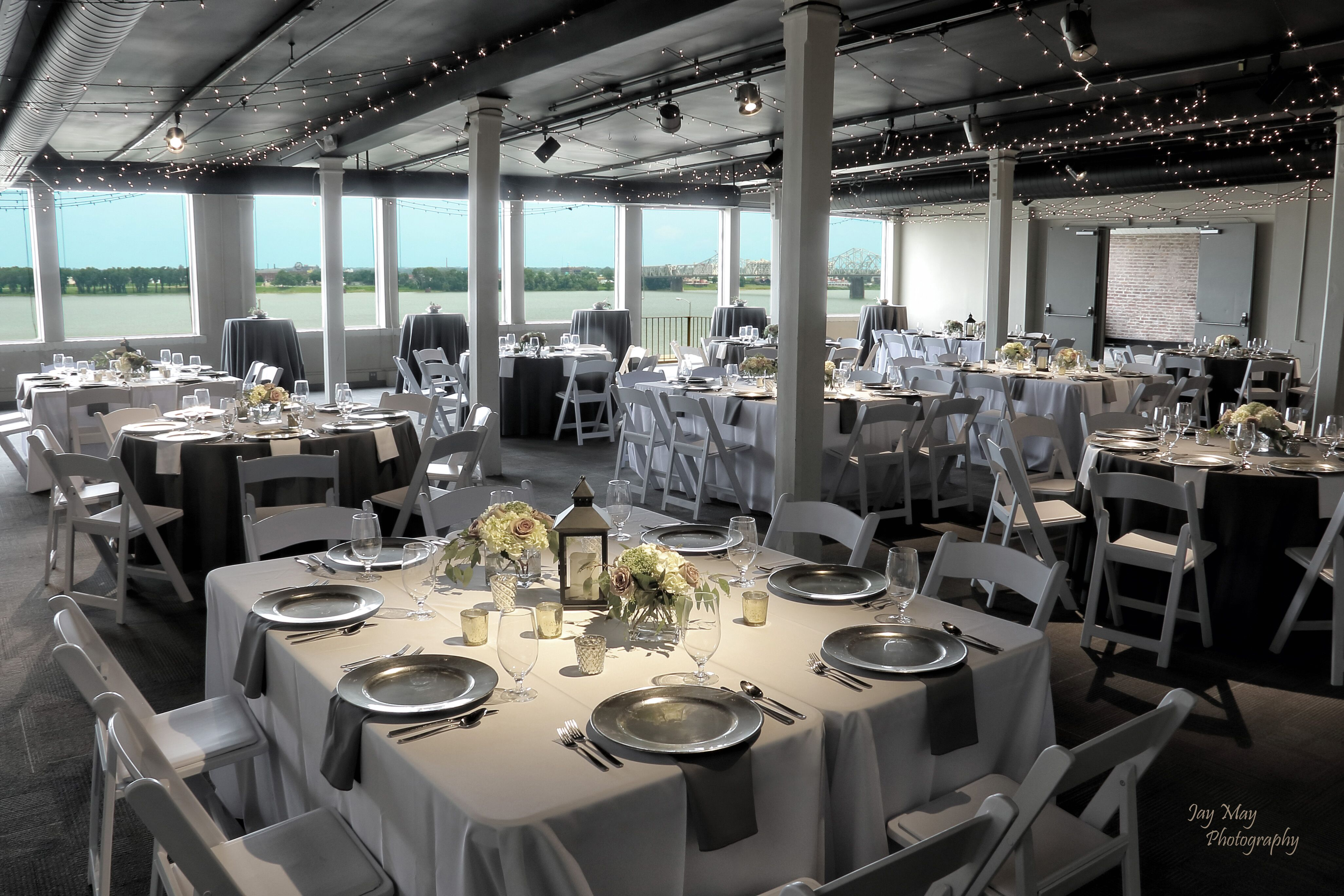 Wedding reception venues in louisville ky the knot kentucky science center junglespirit Gallery